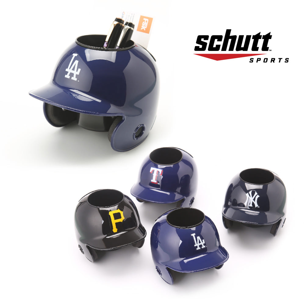 [SCHUTT] MLB DESK CADDY  헬멧 필통
